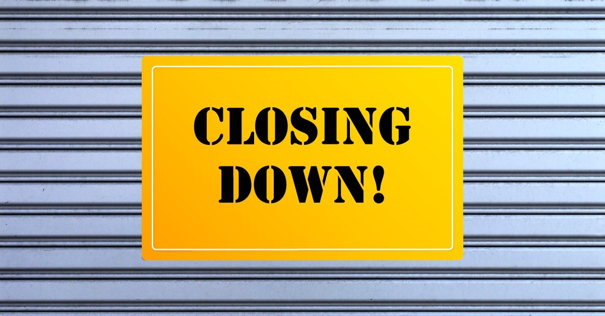 More Physical Stores Close While Ecommerce Heats Up