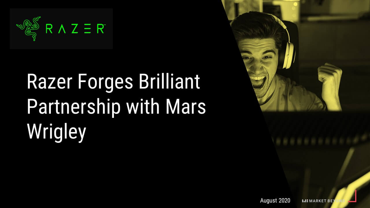 5 Awesome Insights From The Mars Wrigley & Razer Partnership